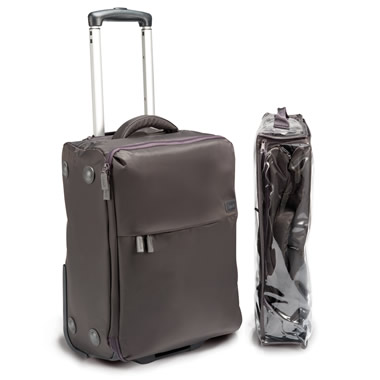 The Fold Flat Luggage