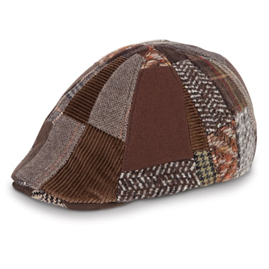 The Napoli Wool Driving Cap