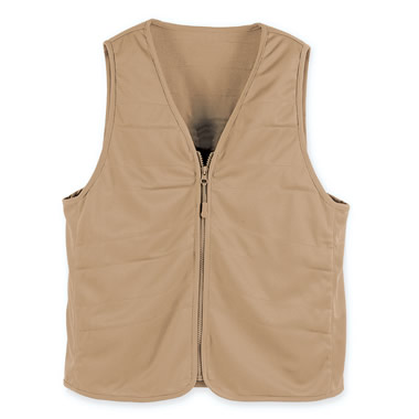 The Evaporative Cooling Vest.