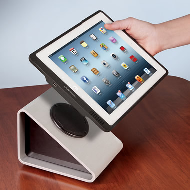 The Inductive iPad Charging System