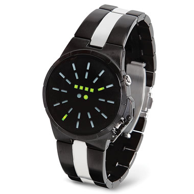 The Analog Display LED Watch