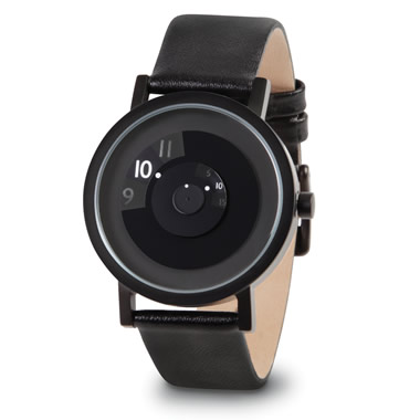 The Rotating Apertures Watch