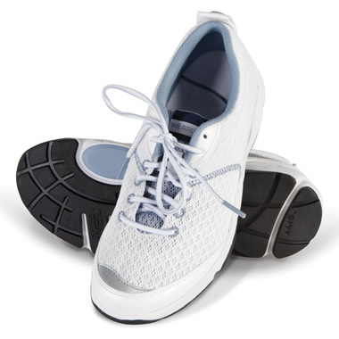 The Lady's Plantar Fasciitis Athletic Shoes