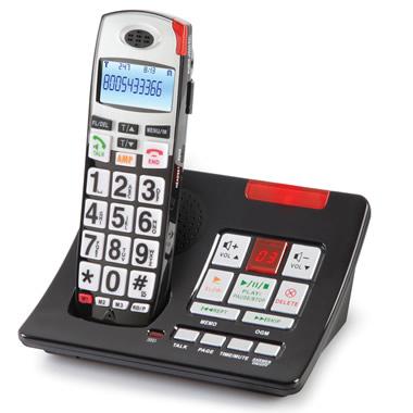 The Slow Playback Answering Machine Telephone