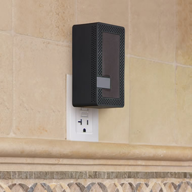 The Wall Outlet Bluetooth Speaker.