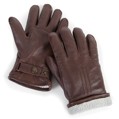 The Scandinavian Elk Driving Gloves
