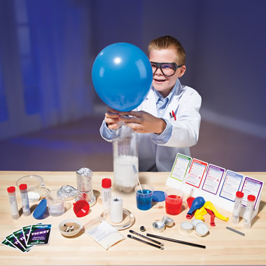 The Young Scientist's Experiment Show