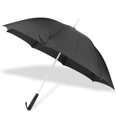 The Illuminated Shaft Safety Umbrella