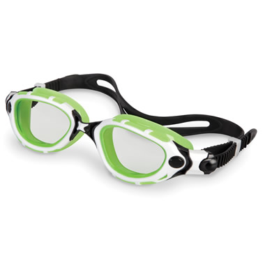The Photochromatic Swim Goggles.