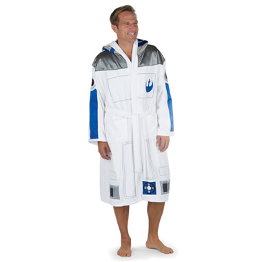 The R2-D2 Robe