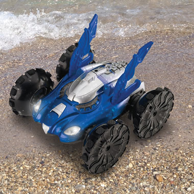 The RC Amphibious Car