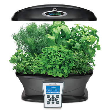 The Intelligent Indoor Garden System