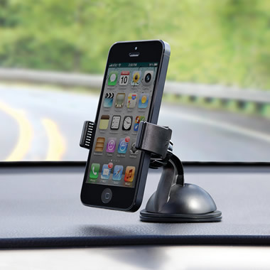 The Most Secure Car Mount.