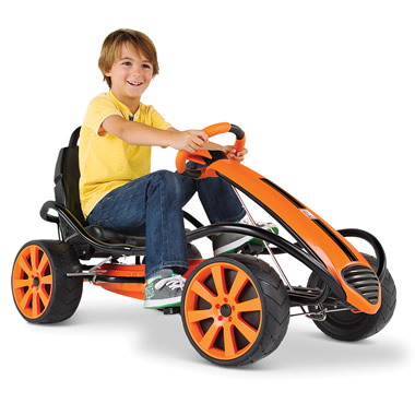 The All Terrain Buggy Racer