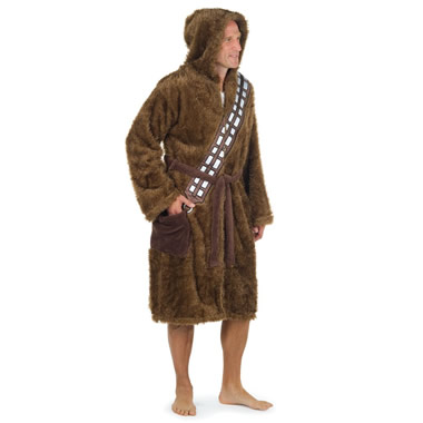 The Chewbacca Robe.