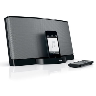 The Bose iPhone 4 Sound Dock.