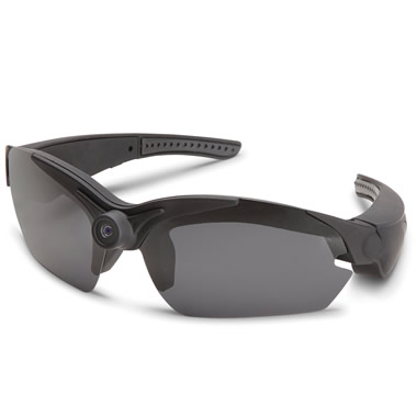 The HD Video Recording Sunglasses.