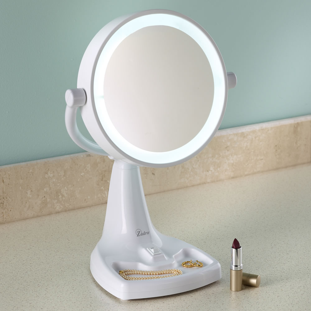 Best Vanity Mirror >> The World S Brightest Vanity Mirror
