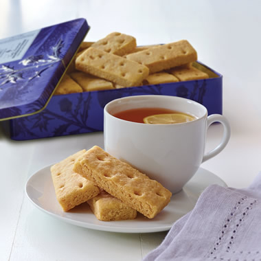 The Award Winning Edinburgh Shortbread.
