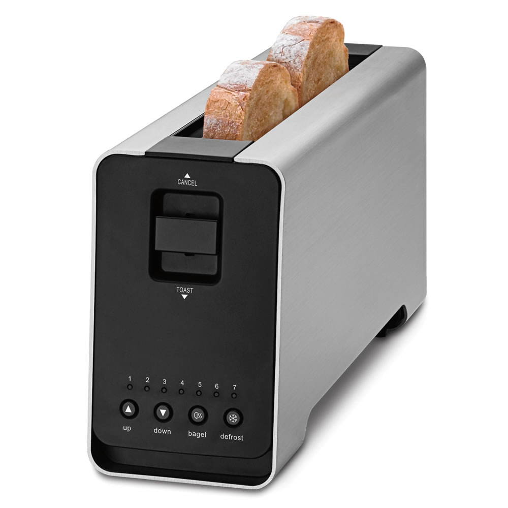 The Best Two Slice Toaster Hammacher Schlemmer