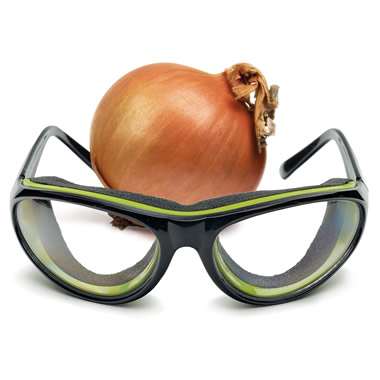 The Tear-Free Onion Glasses