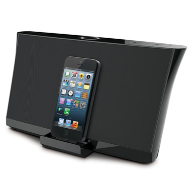 The iPhone 5 Speaker Dock