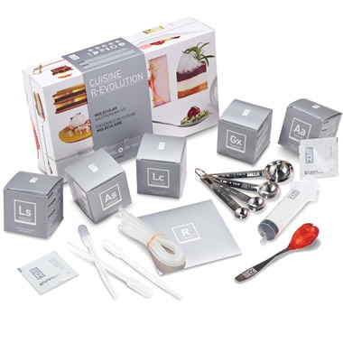 The Molecular Gastronomy Exploration Kit