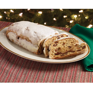 The Authentic German Christmas Stollen