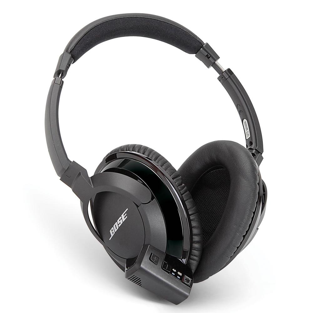 The Bose Bluetooth Headphones - Hammacher Schlemmer