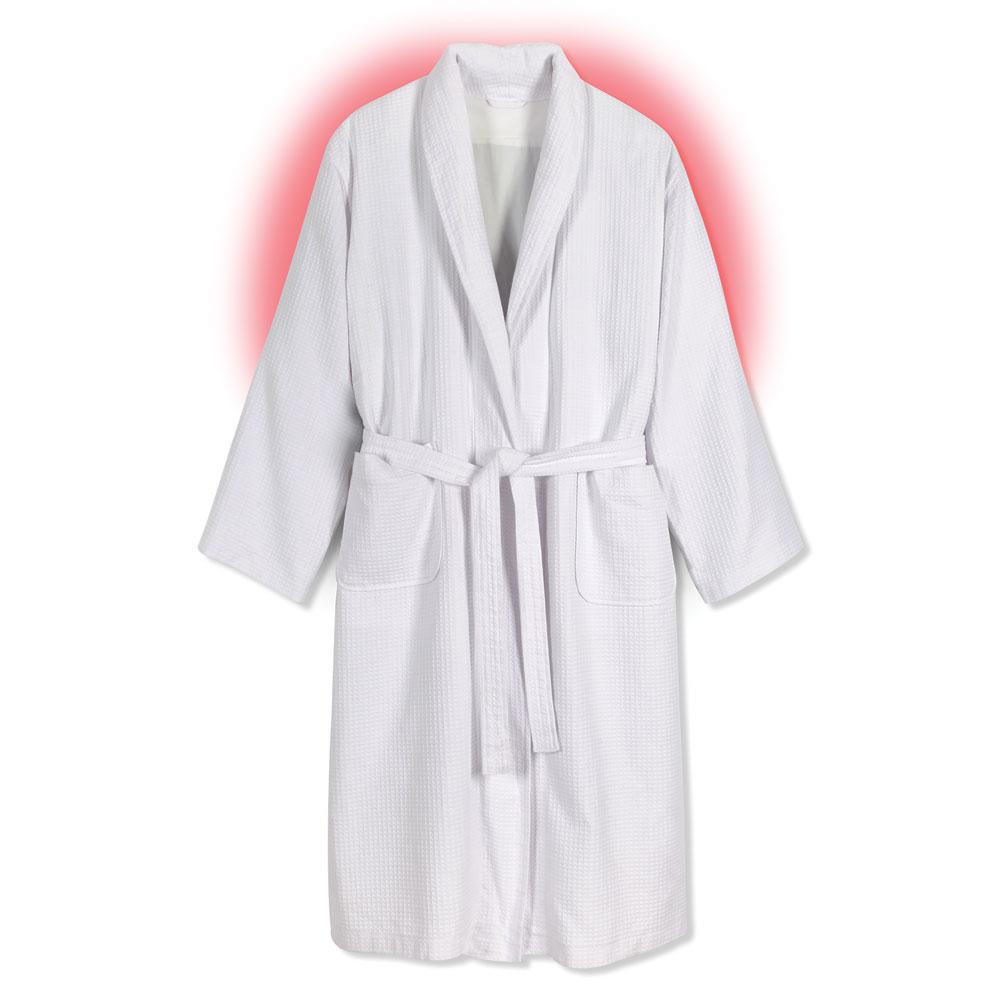 Robe: The Heated Cotton Robe