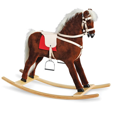 The Handmade Rocking Horse