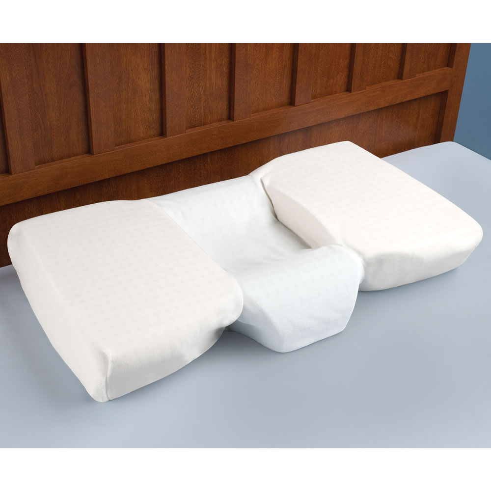 perfect the pillow guide on for cover best by foam and your reviews purposely featuring bamboo polyester pain pillows designed is this shoulder memory neck