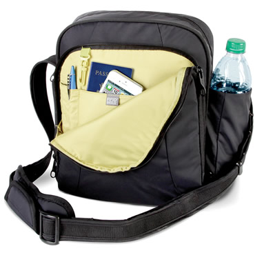 The Identity Theft Thwarting Travel Bag