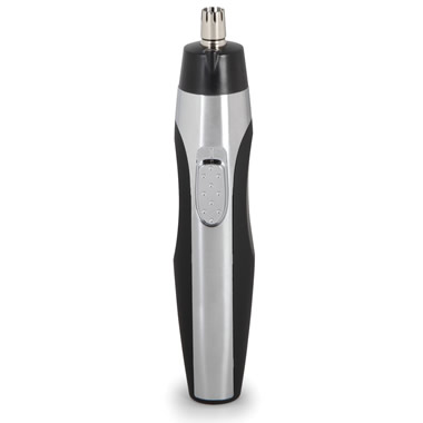 The Best Nose Hair Trimmer - 3 attachments shown