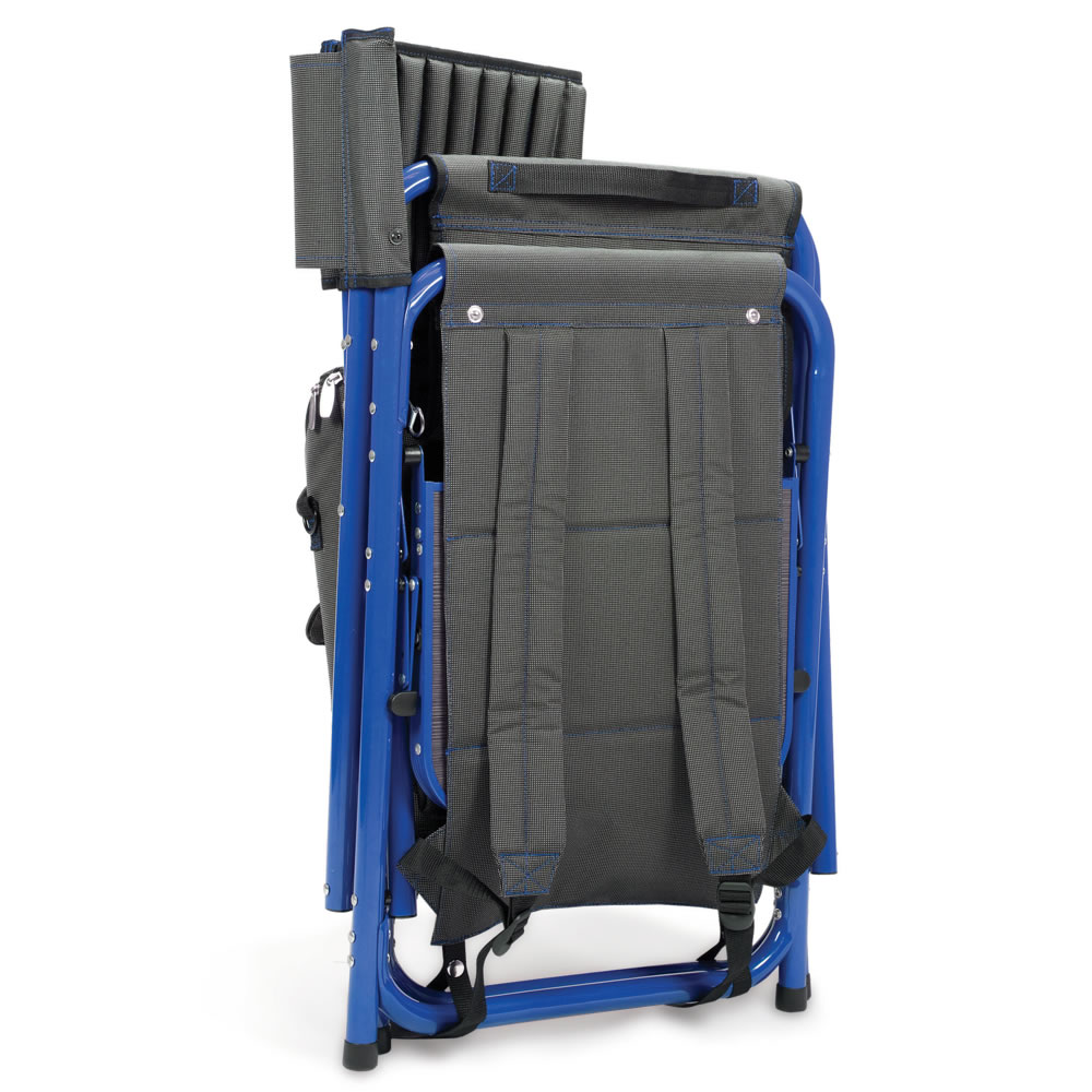 0fb8f73a5 The Backpack Cooler Chair - Hammacher Schlemmer