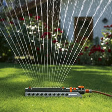 The Best Lawn Sprinkler