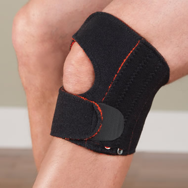 The Stabilizing Knee Pain Relieving Wrap