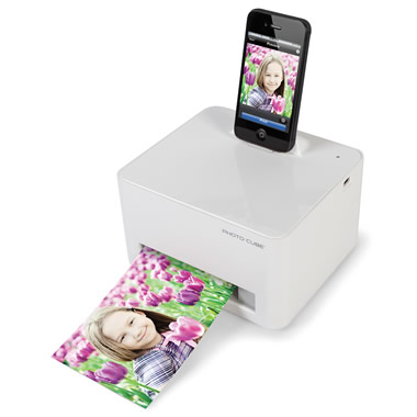 The iPhone 5 Photo Printer.