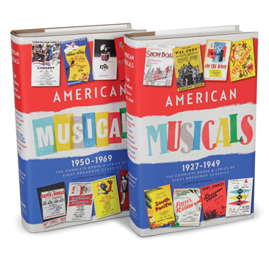 The Classic Broadway Musicals Collection.
