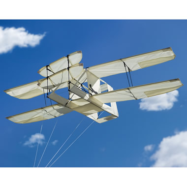 The Kitty Hawk Kite