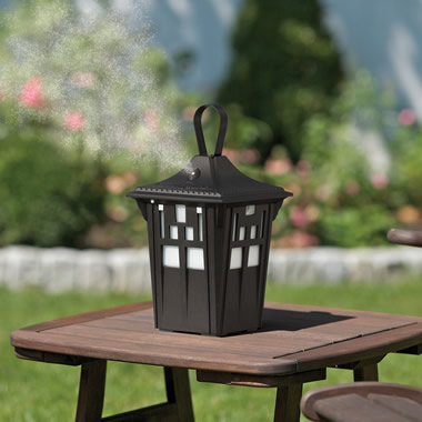 The Natural Mosquito Repelling Lantern