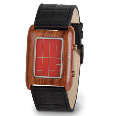 The Negative Space Watch.