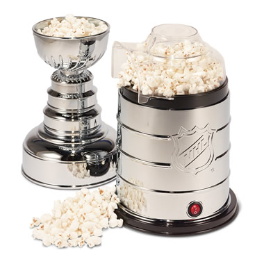 The Stanley Cup Popcorn Maker