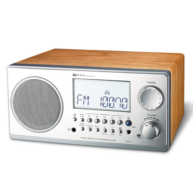 The Superior Tabletop Radio