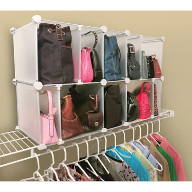 The Configurable Purse Organizer.
