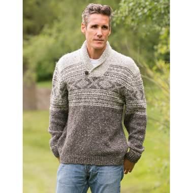 The Genuine Galetacht Sweater.