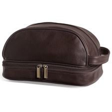 The GI's Leather Toiletry Kit