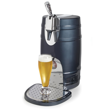 The Countertop Keg Chiller