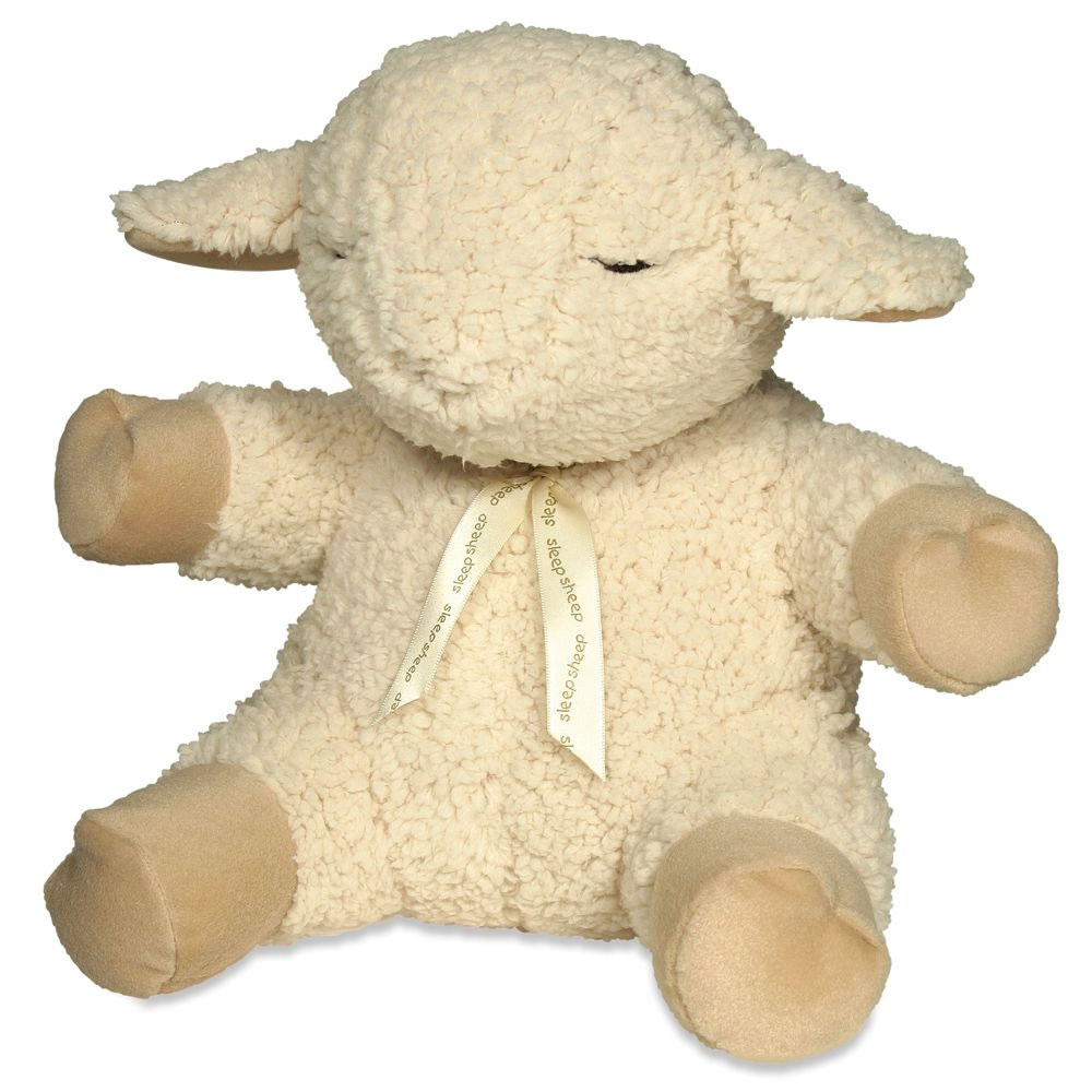 The Award Winning Infant S Sleep Sound Lamb Hammacher Schlemmer
