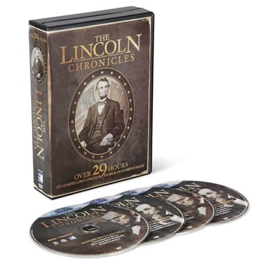 The Abraham Lincoln DVD Anthology.